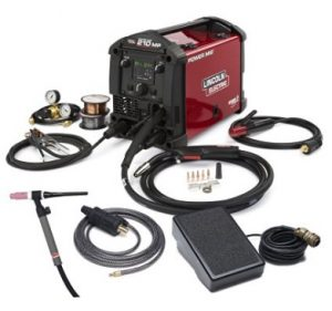 Lincoln Electric POWER MIG 210 MP Multi-Process Welder TIG