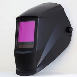 Antra AH7-860-0000 Solar Power Auto Darkening Welding Helmet AntFi X60-8 Jumbo Viewing Size